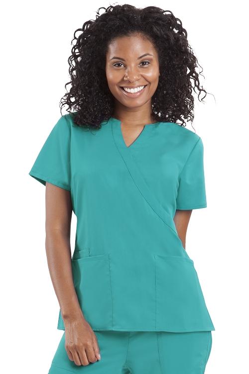 Houston Medical Uniforms With V Neck Mj Medical Scrubs