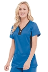 Jessi Top<br>Yoga Scrub Top